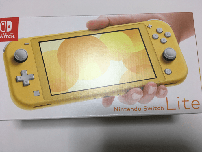 任天堂新商品Switch Lite