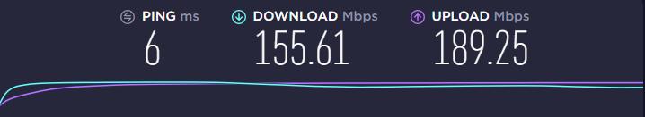 ネット速度の改善