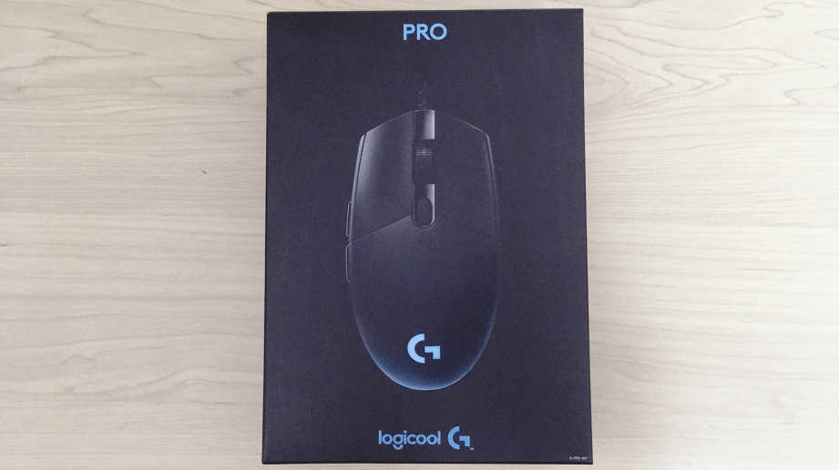 G Pro Gaming Mouseをレビュー