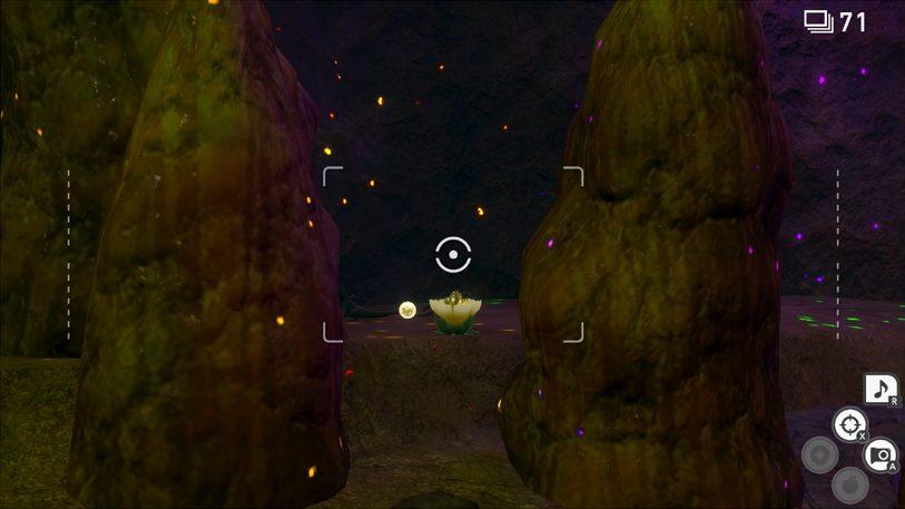 ポケモンスナップのシューゴ遺跡攻略の画像